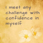 Phrases for confidence