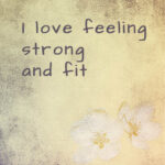 workout affirmations
