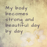 positive words for workout