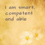 Powerful affirmations for self worth