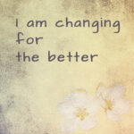 Positive affirmations for self-esteem