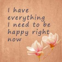 Morning affirmations for women