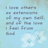 Powerful affirmations for love