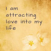 List of affirmations for love