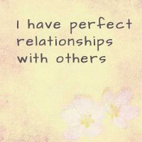 powerful affirmations for relationships
