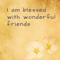 affirmations for friendship