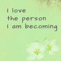 Positive self esteem affirmations