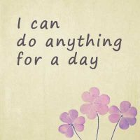 Powerful affirmations for every day